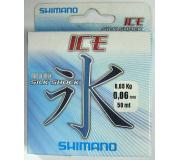 Леска зимняя Shimano Ice Silkshock 0,06мм