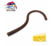 Мягкая приманка Nyashki Soft Baits Доширак 10,7cm Brown