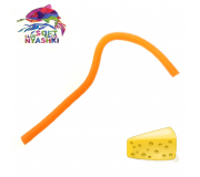 Мягкая приманка Nyashki Soft Baits Доширак 10,7cm Orange