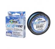 Плетеный шнур Power Pro Ice-Tec Blue 0,10мм