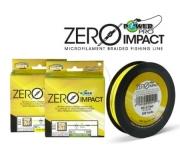 Плетеный шнур Power Pro ZERO Impact Aqua Green 0,43мм