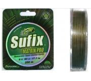 Плетеный шнур Sufix Matrix Pro Mid.Green 0,34мм