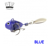 Теил-спиннер UF Studio Hurricane 7,5гр BLUE