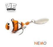 Теил-спиннер UF Studio Hurricane 21гр NEMO