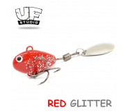 Теил-спиннер UF Studio Hurricane 2,5гр RED GLITTER