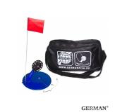 Жерлицы синии German оснащенные в большой черной сумке 10 шт