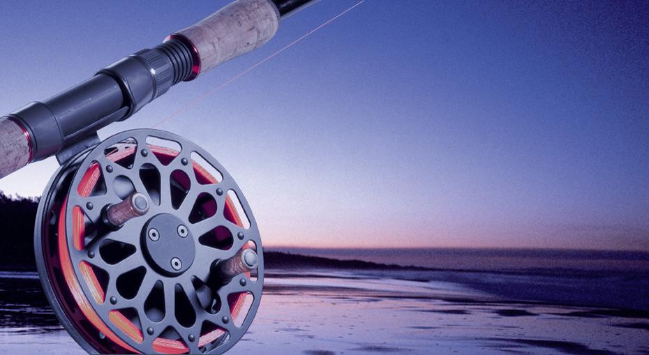 Рыболовная инерционная катушка Нельма
